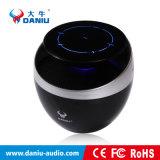 El mejor altavoz sin hilos de Bluetooth de la calidad de tono 2016 con el disco de radio portable de la tarjeta U del altavoz FM TF del altavoz de Contorl MP3/MP4 del tacto de NFC