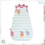 Stripe Printing Baby Wear Gots Babies Sleeping Bag