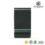 Eindeutiges kundenspezifisches Firmenzeichen-Kohlenstoff-Faser-Metallmagnetischer Klipp für Andruckleiste