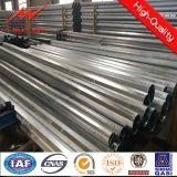 11kv Palo elettrico d'acciaio 500dan per la riga ambientale progetti