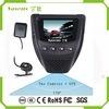 販売のためのレコーダーDashcamを運転するFulld GPSの小型隠された車DVR