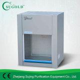 Desktop тип аттестованное Ce ламинарное горизонтальное оборудование шкафа подачи