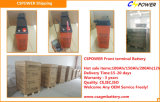 Eurovorderes Terminalsolarstandardgel-tiefe Schleife-Batterie 12V125ah