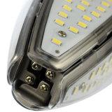 bombilla IP65 LED del maíz impermeable de aluminio de 30W