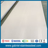 409L plaque laminée à chaud de l'acier inoxydable 6mm