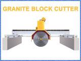 Máquina automática do cortador do bloco da ponte para o material da pedra do mármore do granito