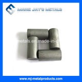 Spatie van de Braam van het Carbide van het wolfram de Roterende voor de Boring van het Metaal