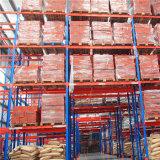 Het industriële Op zwaar werk berekende Rek van de Pallet voor de Opslag van het Pakhuis