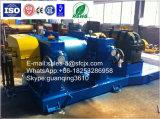Intera trinciatrice della gomma/pianta di riciclaggio residua del pneumatico per la polvere della gomma dei prodotti