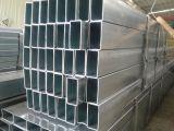 電流を通された正方形鋼管または管空セクション