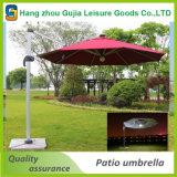 Guarda-chuva lateral de anúncio durável impermeável com impressão personalizada