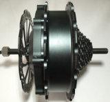 バイクの電気ブラシレスハブモーターデザイン
