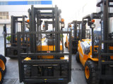 3.0Ton diesel Vorkheftruck met Chinese Motor Quanchai (Merk Huahe)