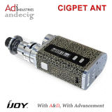 18650 vaporizador del cigarrillo de la hormiga 80W E de la Mod Ijoy Cigpet del rectángulo
