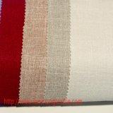 Ткань полиэфира химически волокна покрашенная смесью для софы мешка рубашки брюк