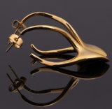 형식 금 개체 귀걸이를 판매하는 제조자