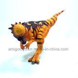 플라스틱 육식 공룡 장난감 화려한 선물 아이들 아이를 위한 전자 공룡 장난감
