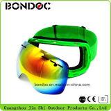 UV400流行の高品質の反霧のスキーゴーグル