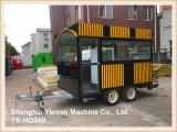 [يس-هو350] صنع وفقا لطلب الزّبون طعام عربة متحرّك [بّق] مقطورات طعام [فن] لأنّ عمليّة بيع