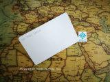 La identificación en blanco del PVC del Lf 125kHz Hitag2 RFID/NFC saltara el espacio en blanco de la tarjeta inteligente