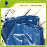 Tissus revêtus de PVC à haute résistance, bâche Tb041