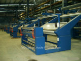 Breiten-Verdichtungsgerät-Maschine des Dampf-Fsls2400 geöffnete der Textilmaschinerie
