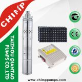 Salor Powered Deep Well Submersible Water Pump