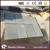 広場のための中国G654灰色の炎にあてられた花こう岩の敷石のタイル