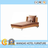 Outdoor Garden Home Furniture PE Rattan Chaise Lounge