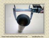 pipe de l'acier inoxydable 201 89*1.35 pour le silencieux automobile d'échappement