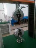 Exaktes Steuer-LCD-elektronische dehnbare Prüfungs-Maschine für ledernen Gummiplastik