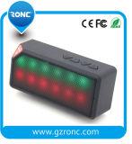 Fabrik Cheape Großhandelskleinsuperdrahtloser beweglicher Bluetooth Baß-Lautsprecher mit LED-Licht