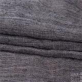 Ткань шерстей 100% на осень с специальным Handfeel в сером цвете