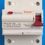 Interruttore corrente residuo Knl4-125