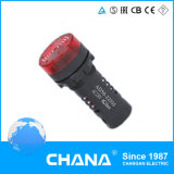 spia protettiva diametro di 16mm LED con Ce ed approvazione di RoHS