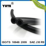 Yute SAE J30r9 dehnbarer Aramid umsponnener FKM Kraftstoffschlauch
