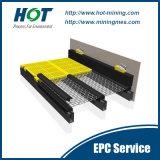 Haltbares PU-Ineinander greifen-Polyurethan-vibrierender Bildschirm-Panel