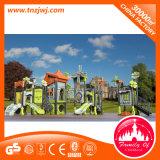 El equipo del patio Ex-Fábrica de juguete para niños exterior con tobogán