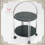 Мебель нержавеющей стали вагонетки ликвора вагонетки тележки ликвора (RS150501)