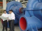 Pompes centrifuges de cas horizontal de fractionnement