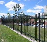 証明されるISO 9001の装飾用の住宅の鋼鉄塀