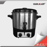27L автоматический консервируя бак, давление сохраняя плита для делать варенье