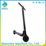 Motorino elettrico di mobilità del carbonio della rotella pieghevole della fibra due