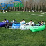 Nylongewebe-aufblasbares Nichtstuer-Luft-Sofa
