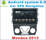 Automobile Android GPS del sistema 6.0 per Mondeo 2013 con percorso dell'automobile