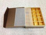 Laser-Schnitt-Papier-Süßigkeit-Kasten-Süßigkeit-Kasten für Hochzeits-Dekoration