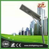 luz de calle solar modificada para requisitos particulares vida útil larga de 40W LED
