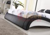 Отсутствие раздувной и отсутствие сложенной кожаный кровати G968 сна
