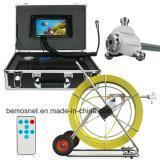 Sistema de inspeção impermeável do dreno do encanamento da tubulação da câmera do esgoto com cabo de 80m-160m