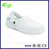 白いESDの帯電防止偶然の安全靴(EGS-SF-0007)